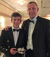 Rory Johnston - Junior Sports Personality Award